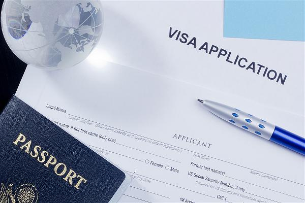 Student visa, travel